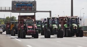 Niemcy: w ramach protestu rolnicy blokowali ciągnikami ruch w miastach