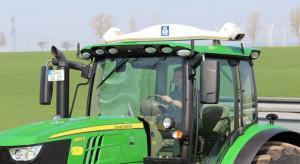 John Deere nawiązał współpracę z firmą Agricon