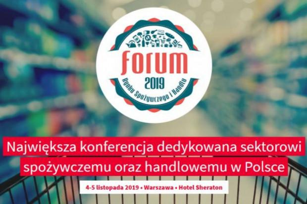 Ruszyło XII Forum Rynku Spożywczego i Handlu!