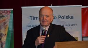 Maciej Lipecki, prezes Stowarzyszenia Polskich Szkółkarzy, prelegentem konferencji SiO