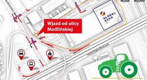 Konferencja Sady i Ogrody: Wskazówki dojazdu do Global Expo