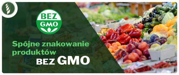 Od 1 stycznia nowe znaki graficzne dla produktów bez GMO