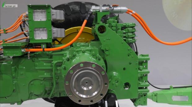 E-drive - rozwiązanie nagrodzone złotym medalem targów Agritechnica