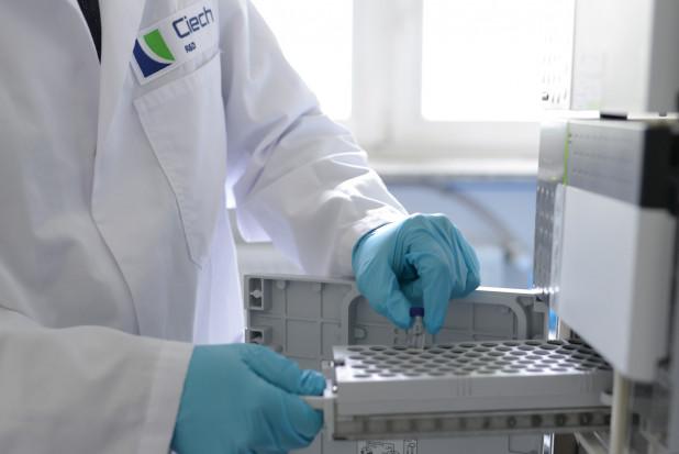 Nowe laboratorium badawcze CIECH uzyskało certyfikację Good Laboratory Practice