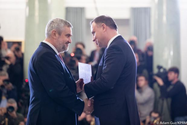 Jan Krzysztof Ardanowski ponownie Ministrem Rolnictwa i Rozwoju Wsi