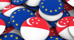 MR: 21 listopada wchodzi w życie umowa o wolnym handlu z Singapurem