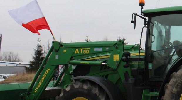 Rolnicy wychodzą na drogi – strajk ostrzegawczy AGROunii