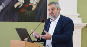 Ardanowski o rozwoju sektora owoców i warzyw w Polsce