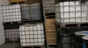 Gm. Pniewy: Ujawniono miejsce nielegalnego magazynowania odpadów