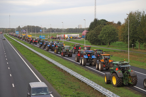 Niemcy: Tysiące rolników demonstrowały w Berlinie przeciw polityce rządu