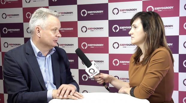 Maliszewski o braku siły roboczej, konkurencji zza wschodniej granicy i przyszłości sadownictwa (video)