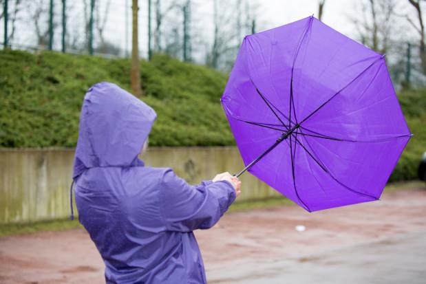 W weekend będzie ciepło ale też pochmurno, deszczowo i wietrznie