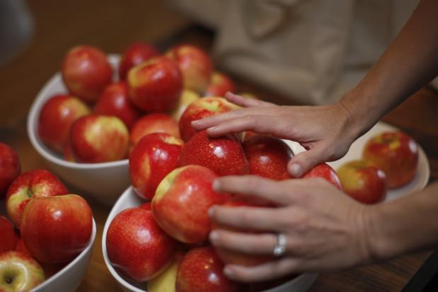 Jabłka SweeTango - skrzyżowanie Honeycrisp i Zestar - podbija gusta konsumentów w USA