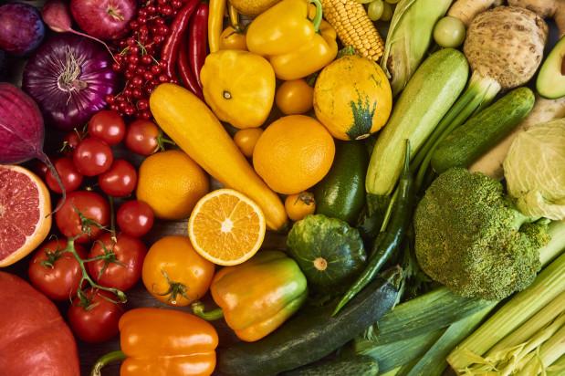 Co kryje się w barwach owoców i warzyw?