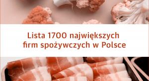 Poznaliśmy największe firmy spożywcze w Polsce