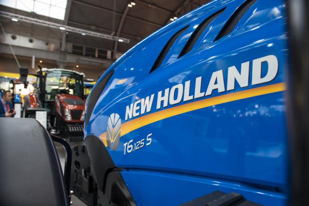 Marka New Holland liderem sprzedaży ciągników w 2019 roku