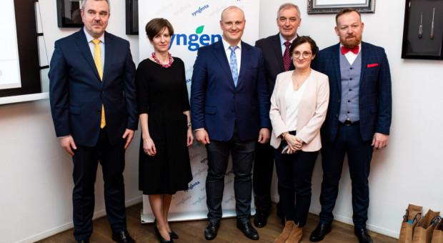 Syngenta oferuje nowe rozwiązania w ochronie upraw ogrodniczych