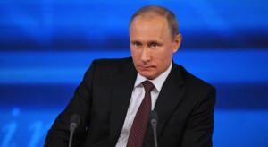 Putin wzywa Rosjan do jedzenia większej ilości warzyw i owoców