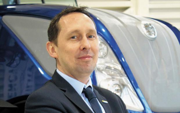 New Holland: zmiana na stanowisku kierowniczym wyższego szczebla w Europie