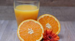 USDA: W sezonie 2019/20 spadnie produkcja soku pomarańczowego
