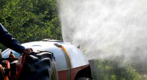 Nie maleje stosowanie pestycydów w UE (raport)
