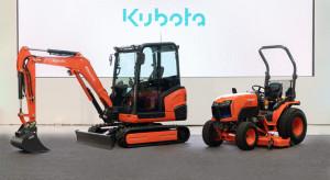 Kubota zaprezentowała prototyp ciągnika elektrycznego