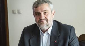Ardanowski o skupie jabłek: Jeśli będzie trzeba odpowiem przed prokuraturą