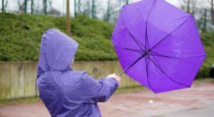 Pogoda na weekend: W piątek oblodzenie, w kolejnych dniach silny wiatr