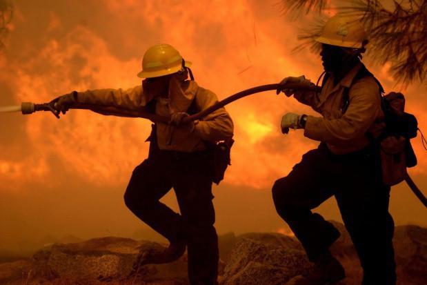 Lubelskie: Pożar hali ze sprzętem rolniczym. Straty sięgają 20 mln zł