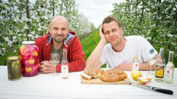 W Polsce nie ma tradycji produkcji cydru, ale popularność cydru rzemieślniczego wzrasta (wywiad)