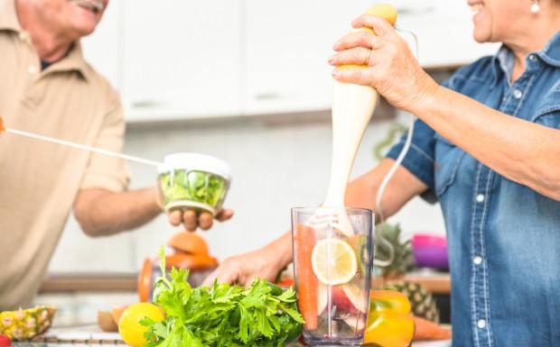 3/4 Polaków nie wie, ile warzyw i owoców powinno się spożywać