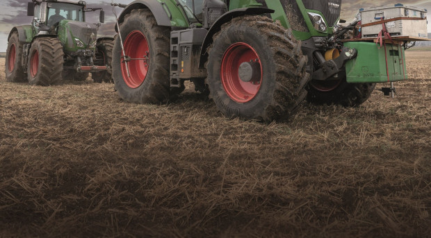 Continental: opony TractorMaster przeszły testy i uzyskały certyfikat DLG