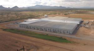 Marana Greenhouse - nowoczesne szklarnie Bayera już otwarte
