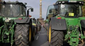 Niemcy: Rolnicy ponowne protestowali przeciwko polityce rządu