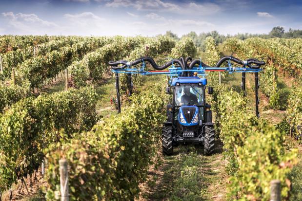 """Jak może wyglądać sadowniczy """"ciągnik przyszłości""""? (wywiad)"""