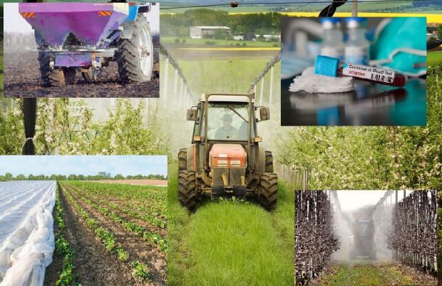 Czy koronawirus wpłynie na ceny i dostępność środków ochrony roślin i nawozów?