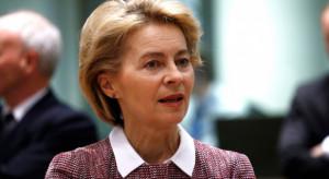 Przewodnicząca Komisji Europejskiej zapowiada wsparcie dla rolników