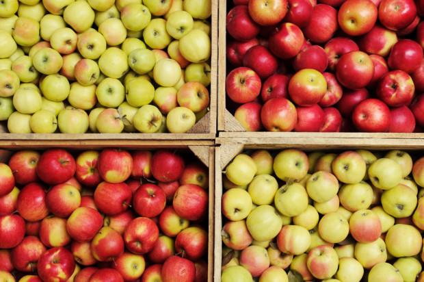 Rosną ceny jabłek deserowych
