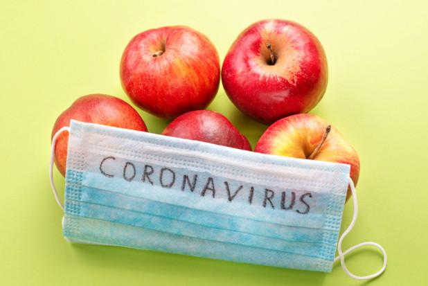 Pandemia spowoduje wzrost popytu na świeże jabłka w UE