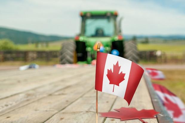Kanada: Ponad 250 mld CAD na pomoc dla farmerów i przemysłu żywnościowego