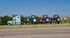 Sprzedaż nowych traktorów w kwietniu na podobnym poziomie jak przed rokiem