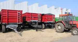 Dobra sprzedaż nowych przyczep rolniczych w kwietniu