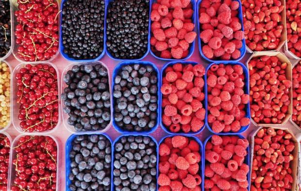 Udany początek sezonu polskich superowoców jagodowych