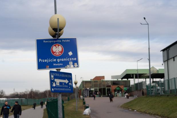 ZSRP: Planowane zamknięcie granic z Ukrainą 15 czerwca