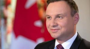 Prezydent: Starajmy się w jak największym stopniu kupować produkty polskie