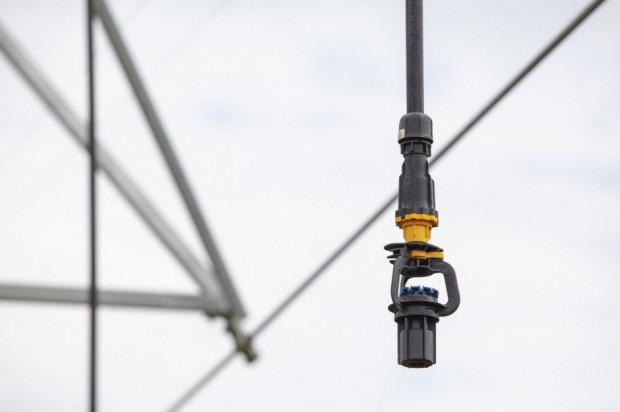 Innowacyjny system nawadniający na polach RZD w Minikowie