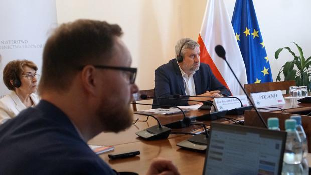 Ministrowie rolnictwa państw Grupy V4 o reformie WPR