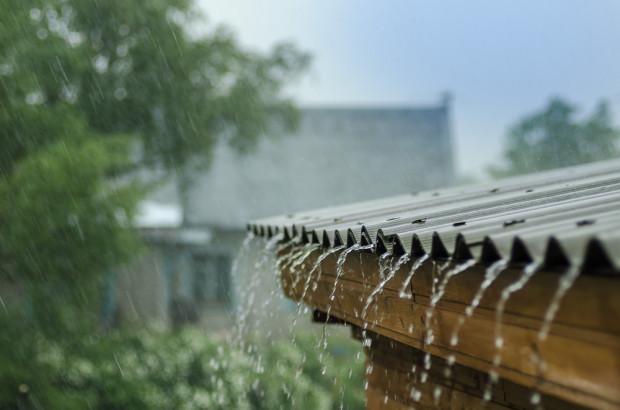 IMGW: silny deszcz i burze w Lubelskiem