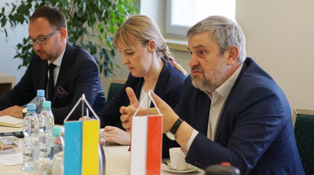 Ardanowski rozmawiał z Ambasadorem Ukrainy w sprawie pracowników sezonowych