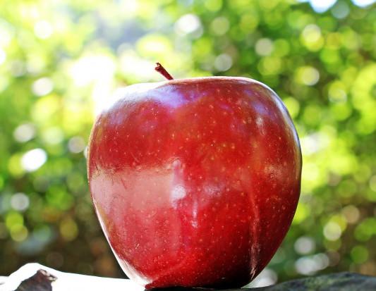 Jabłko najpopularniejszym owocem w Polsce (badanie)